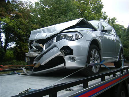 Mourne Accident Recovery are the solution